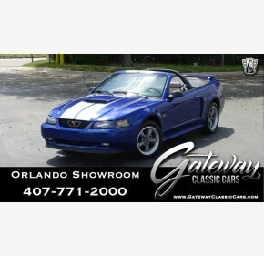 2002 Ford Mustang GT Convertible for sale 101112305
