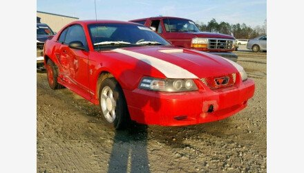 2002 Ford Mustang Coupe for sale 101112607