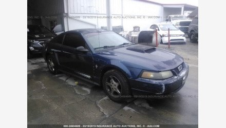 2002 Ford Mustang Coupe for sale 101112775