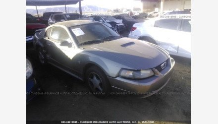2002 Ford Mustang Coupe for sale 101112782