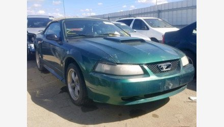 2002 Ford Mustang GT Convertible for sale 101117856