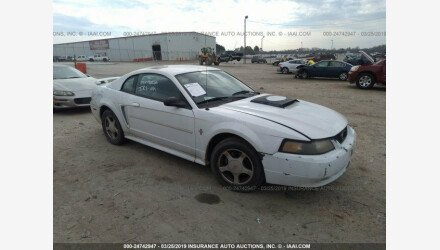2002 Ford Mustang Coupe for sale 101119521