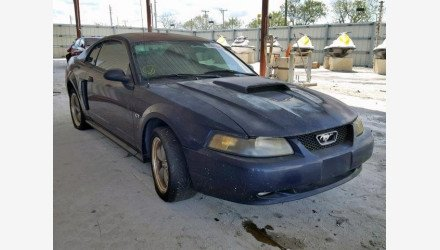 2002 Ford Mustang GT Coupe for sale 101120586