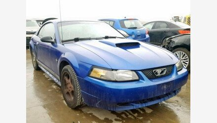 2002 Ford Mustang Coupe for sale 101124028