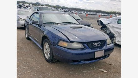 2002 Ford Mustang Coupe for sale 101124605