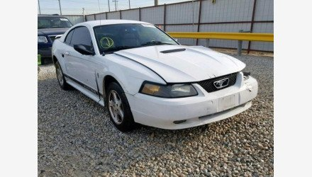2002 Ford Mustang Coupe for sale 101125640