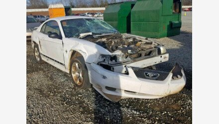 2002 Ford Mustang Coupe for sale 101125675