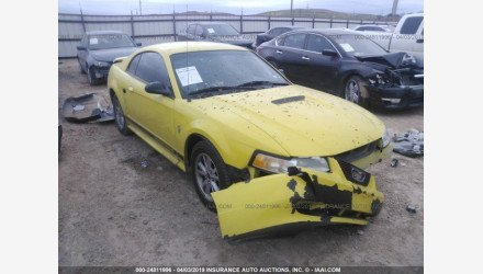 2002 Ford Mustang Coupe for sale 101125857