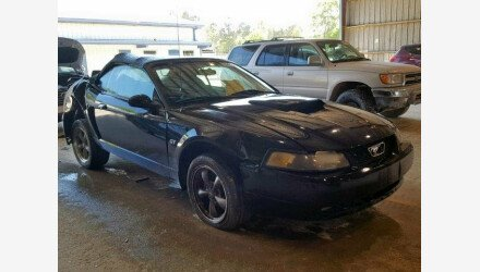 2002 Ford Mustang GT Convertible for sale 101126873