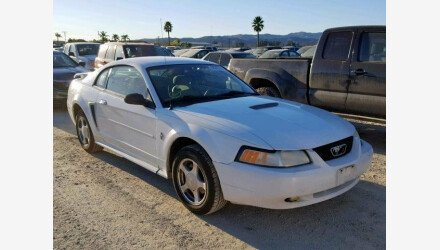 2002 Ford Mustang Coupe for sale 101126911