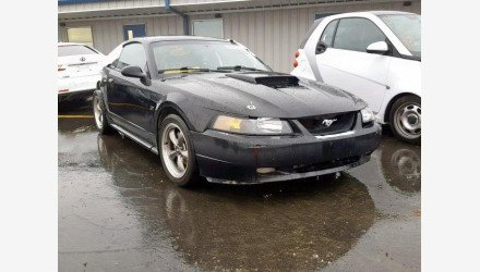 2002 Ford Mustang GT Coupe for sale 101126995