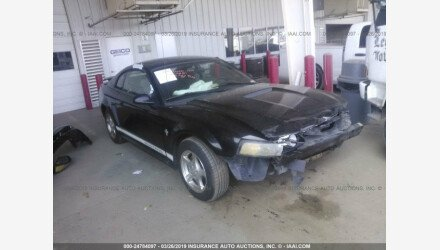 2002 Ford Mustang Coupe for sale 101127765