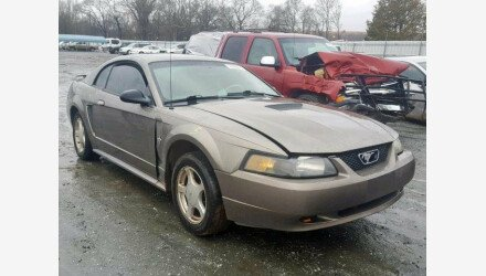 2002 Ford Mustang Coupe for sale 101129035