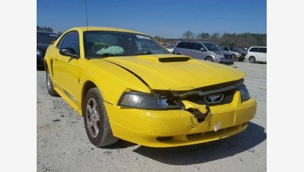 2002 Ford Mustang Coupe for sale 101129686