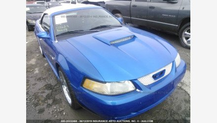 2002 Ford Mustang GT Convertible for sale 101188329