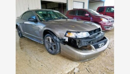 2002 Ford Mustang Coupe for sale 101188674
