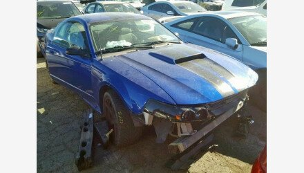 2002 Ford Mustang Coupe for sale 101188776