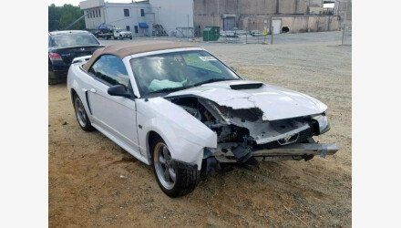 2002 Ford Mustang GT Convertible for sale 101190735