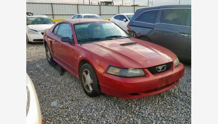 2002 Ford Mustang Coupe for sale 101190751