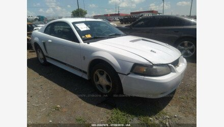 2002 Ford Mustang Coupe for sale 101192347