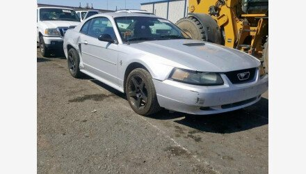2002 Ford Mustang Coupe for sale 101193175