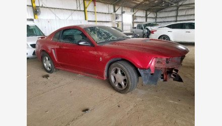 2002 Ford Mustang Coupe for sale 101193567