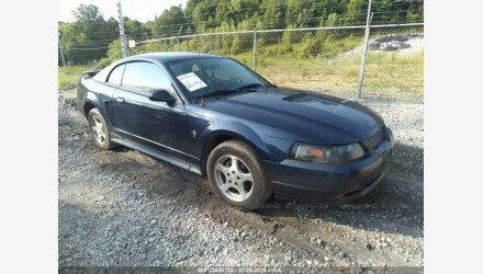 2002 Ford Mustang Coupe for sale 101193732