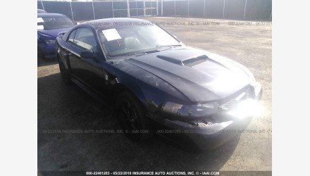 2002 Ford Mustang GT Coupe for sale 101193816