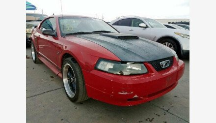 2002 Ford Mustang GT Coupe for sale 101210909