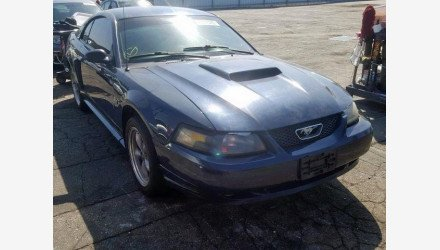2002 Ford Mustang GT Coupe for sale 101212283