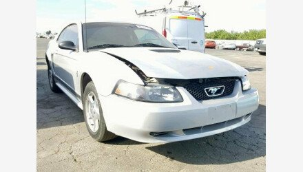 2002 Ford Mustang Coupe for sale 101217923