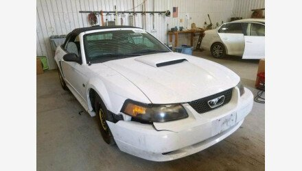 2002 Ford Mustang GT Convertible for sale 101220196
