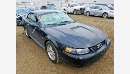 2002 Ford Mustang Coupe for sale 101220696