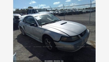 2002 Ford Mustang Coupe for sale 101220904