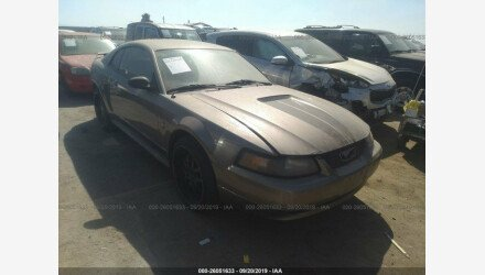 2002 Ford Mustang Coupe for sale 101221498