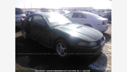 2002 Ford Mustang Coupe for sale 101221543