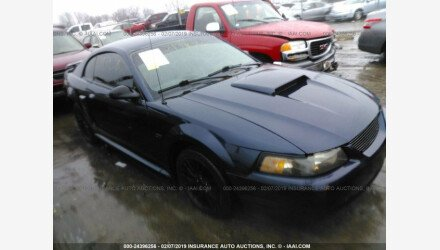 2002 Ford Mustang GT Coupe for sale 101221597