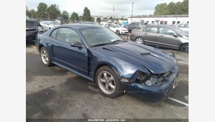 2002 Ford Mustang GT Coupe for sale 101221618