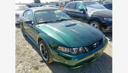 2002 Ford Mustang Coupe for sale 101222131
