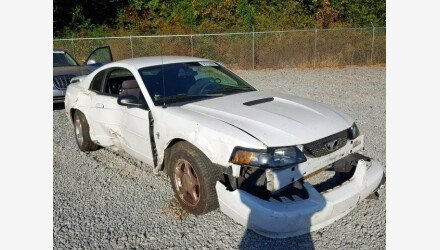 2002 Ford Mustang Coupe for sale 101222176