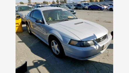 2002 Ford Mustang Coupe for sale 101222631