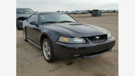 2002 Ford Mustang GT Coupe for sale 101222673