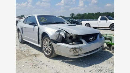 2002 Ford Mustang Coupe for sale 101223181