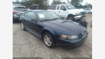 2002 Ford Mustang Coupe for sale 101223298