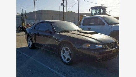 2002 Ford Mustang GT Coupe for sale 101224353