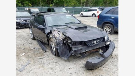 2002 Ford Mustang GT Coupe for sale 101224395