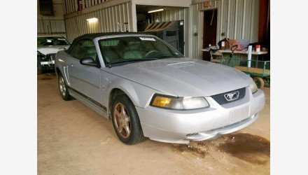 2002 Ford Mustang Convertible for sale 101224410