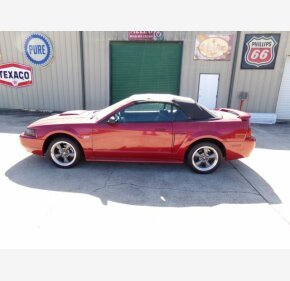 2002 Ford Mustang GT Convertible for sale 101224896