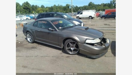 2002 Ford Mustang GT Coupe for sale 101226013