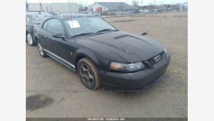 2002 Ford Mustang Coupe for sale 101230367